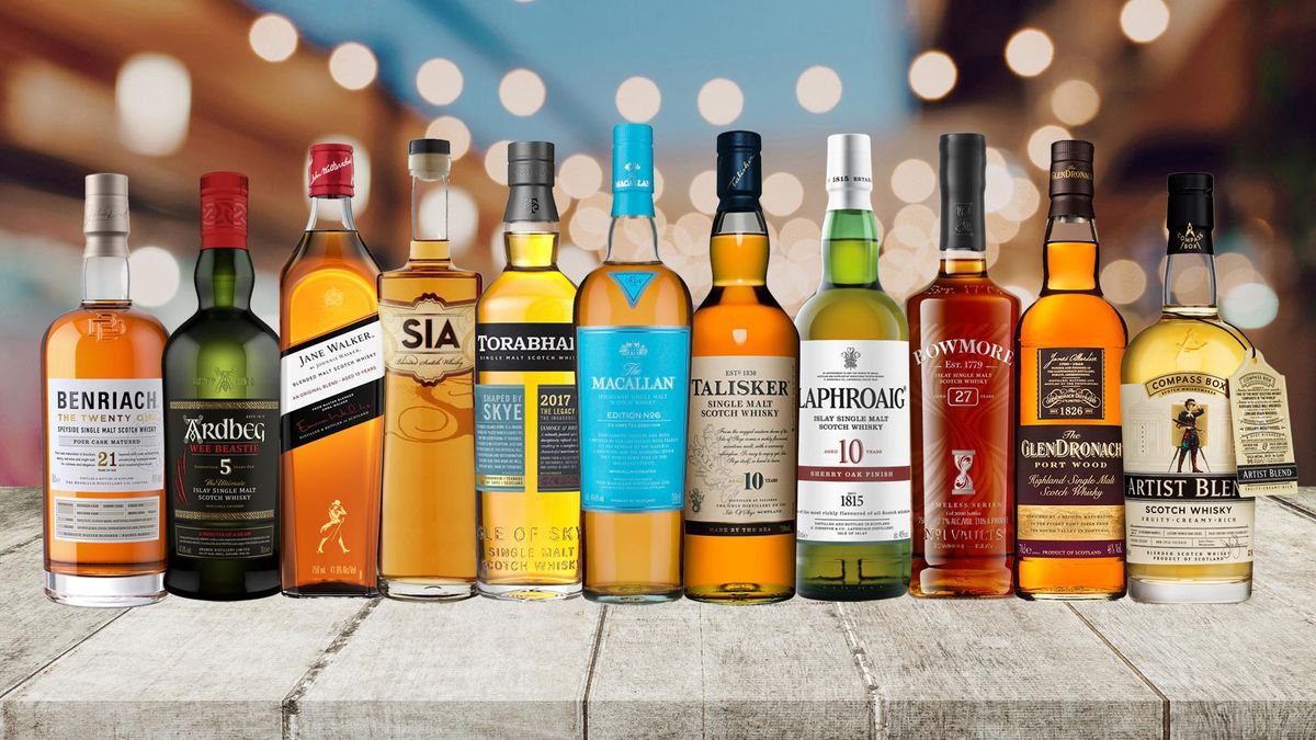 Whisky for Beginners: Here's How to Pick the Best Whiskies